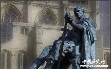 君士坦丁一世生平简介君士坦丁一世为什么被称为大帝?