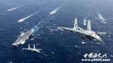 2019年海军70周年阅兵新中国后有几次海军阅兵式?
