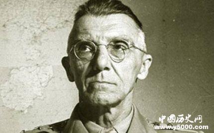 史迪威将军生平故事简介对史迪威的评价如何?