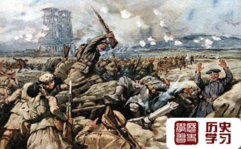 列日战役情景画